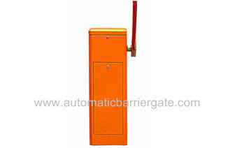 ประเทศจีน AC220V / AC110V Powder Coating Customizable Economic Automatic Barrier Gate Outdoor or Indoor 3s-6s โรงงาน