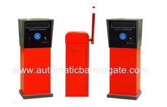 ประเทศจีน AC220V 50HZ Intelligent Car Parking System With LED Indicator โรงงาน
