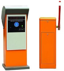 ประเทศจีน IC / ID Cards Intelligent Car Parking System Management, Entrance Barrier With Bluetooth โรงงาน