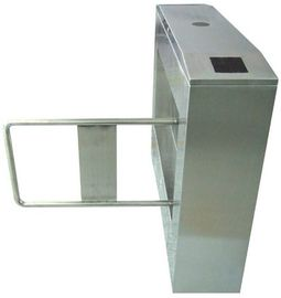 Two-way Direction 180 Angle 304# Stainless Steel Automatic Swing Gate Barrier AC220V 50Hz