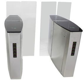 ประเทศจีน Indoor Magnetic Card Versatile Flap One-way Direction Swing Arm Barrier for Apartment โรงงาน