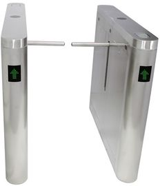 ประเทศจีน Indoor Dual Way 180 Angle Barrier Arm Gates with Sound and Light Alarm for Apartment โรงงาน