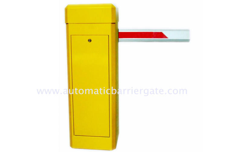 3S/6S Customizable Powder Coating Automatic Barrier Gate for School, Hospital, Living Area, Government ผู้ผลิต