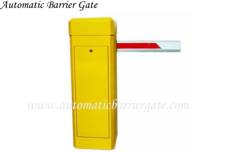 3S/6S Customizable Reliable Powder Coating Automatic Barrier Gate for School, Hospital, Living Area, Government ผู้ผลิต