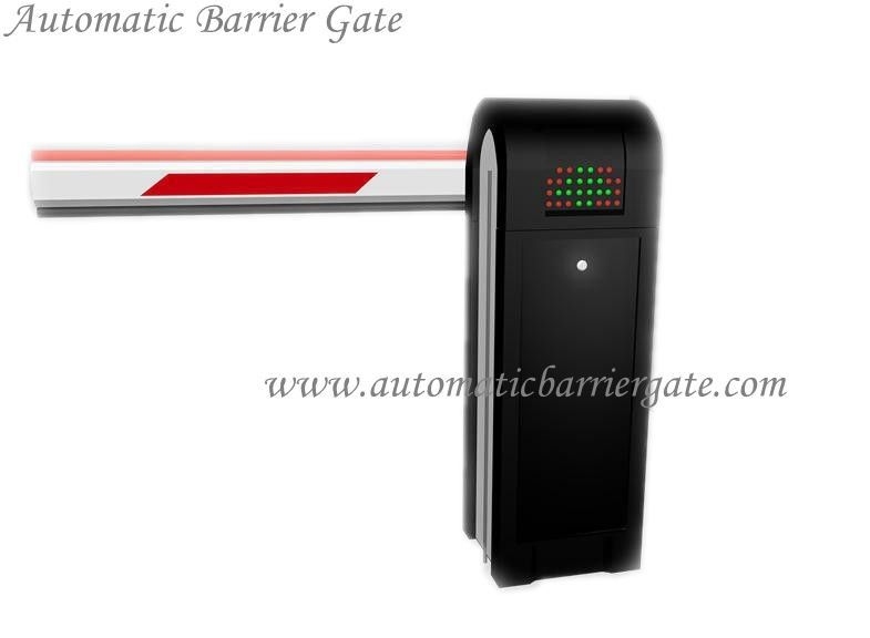 3S/6S Customizable Reliable Car Painting Luxury Automatic Barrier Gate for School, Hospital, Living Area, Government ผู้ผลิต