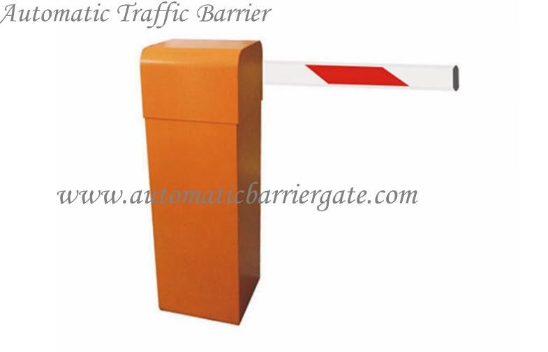 Highway Automatic Traffic Barrier Gate 1.8s For Car Parking Lot ผู้ผลิต