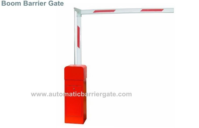 3S/6S Customizable Powder Coating  Competitive Automatic Barrier Gate for School, Hospital, Living Area, Government ผู้ผลิต