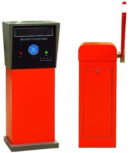 RS485 IC ID card Intelligent Car Parking System Management With Win2000 or XP SQL2000 ผู้ผลิต