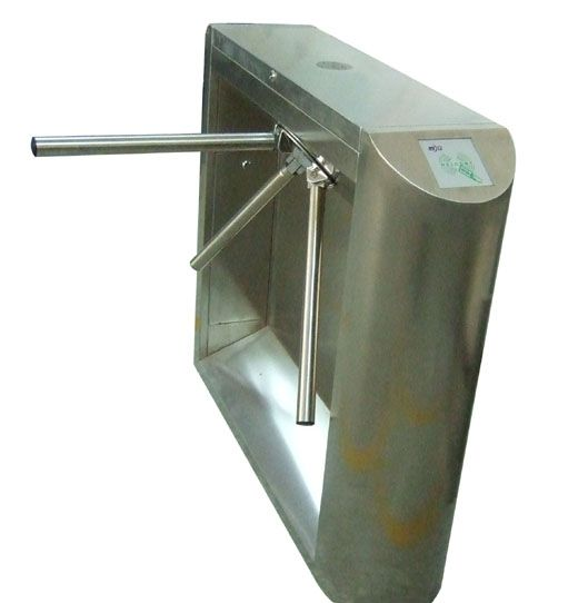 0.2s Access Control, Time Attendance Stainless Steel Tripod Turnstile Gate for Library ผู้ผลิต