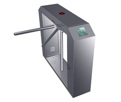 Indoor barcode card, ID card 0.2s RS485 Digital Stainless Steel Barrier Gate System ผู้ผลิต