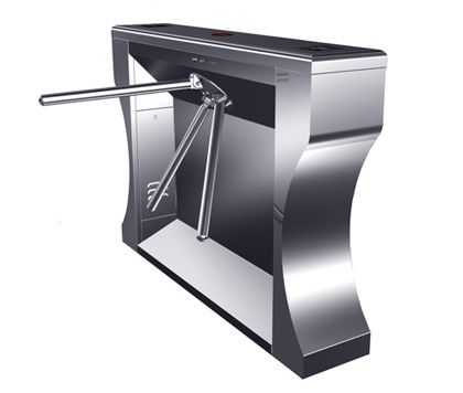 Stainless Steel RS485 Barrier Gate System, Subway Rfid Reader ID Magnetic / Card Gate ผู้ผลิต