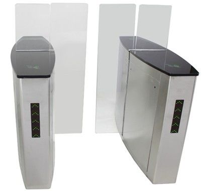 Indoor Magnetic Card Versatile Flap One-way Direction Swing Arm Barrier for Apartment ผู้ผลิต