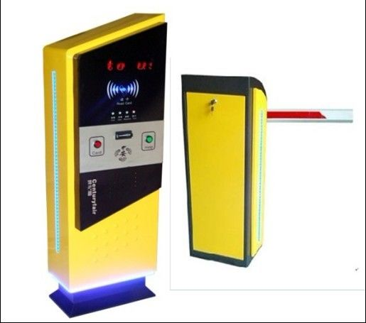 IC / ID Temporary Card Intelligent Car Parking System Management with LED Display ผู้ผลิต